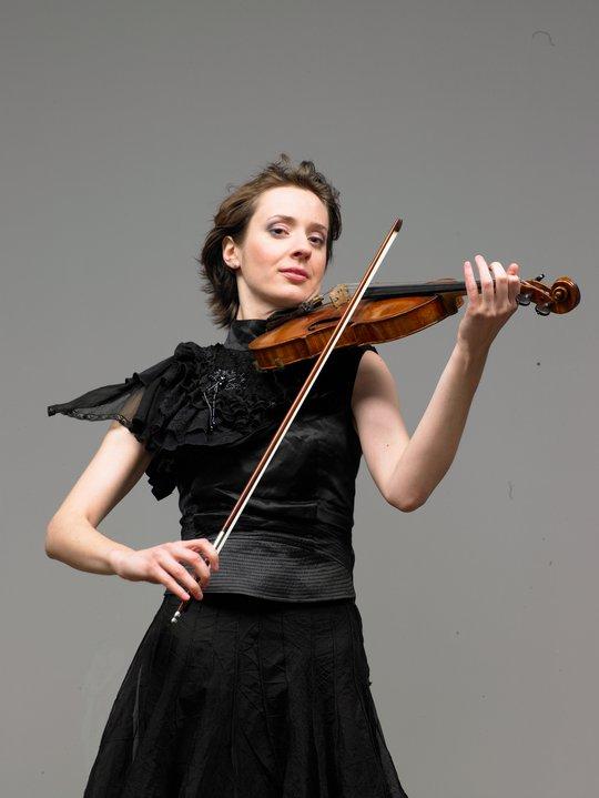 січень скрипка